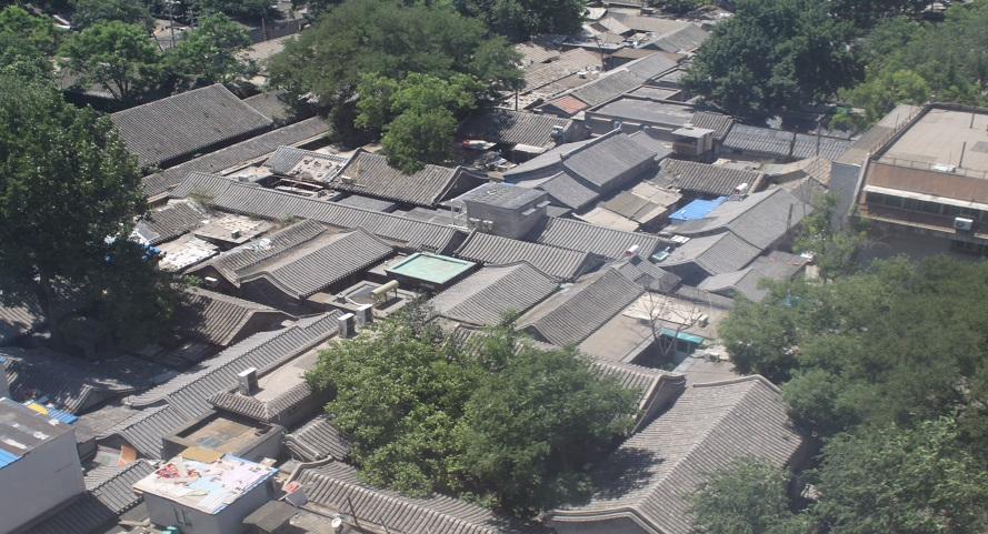 china-beijing-hutong-techo