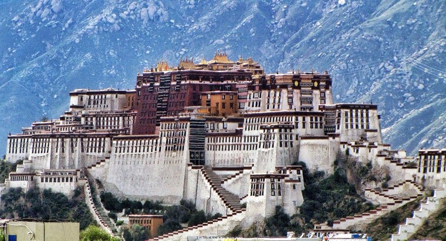 china-tibet-potala-Palace-Tibet-At-Winter