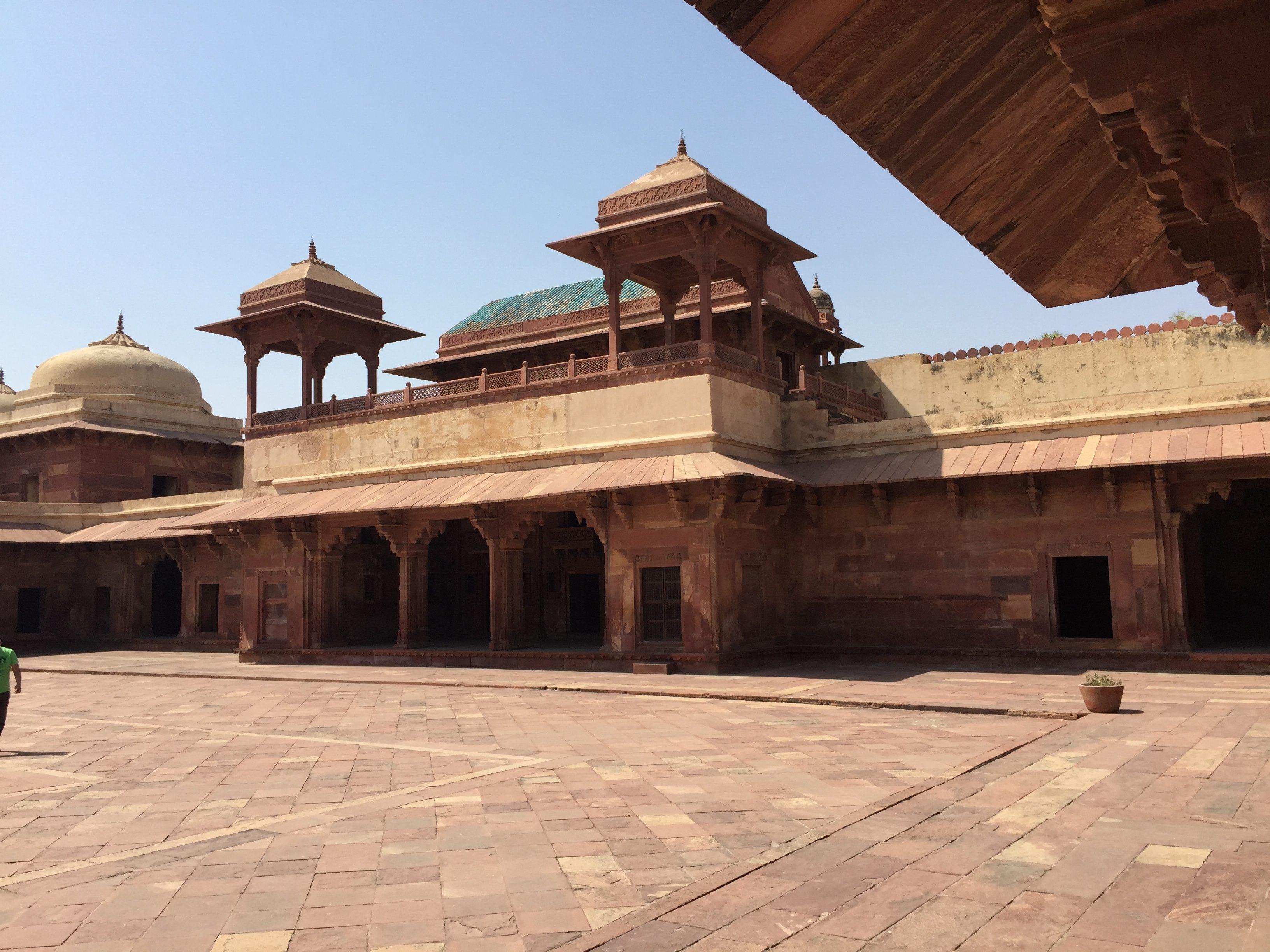 india-fatepur-sikri
