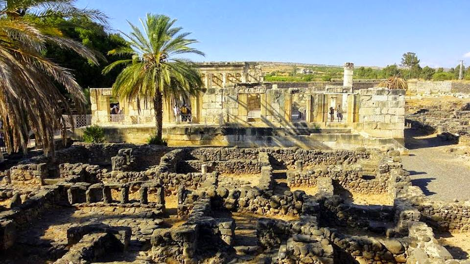 cursos-em-israel-Cafarnaum
